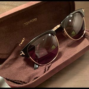 TOM FORD UNISEX HENRY SUNGLASSES